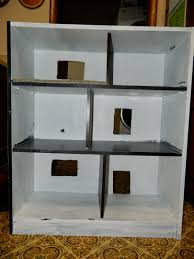 how to make a dollhouse out of a bookcase plans free download
