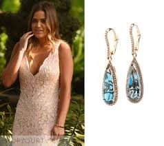 jojo s earrings shop your tv the bachelor season 20 episode 13 jojo s teardrop