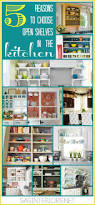 Kitchen Bookcase Ideas by 275 Best Diy Kitchen Decor Images On Pinterest Home Kitchen And