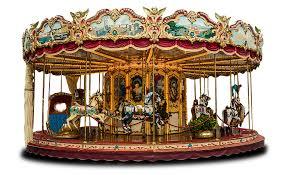 free illustration carousel merry go ride free