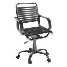 Desk Chair White By Design Bungee Desk Chair