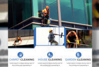 cleaning brochure templates free cleaning brochure templates free the best templates collection