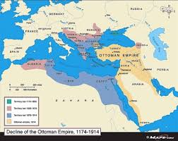 Provinces Of The Ottoman Empire Why Could The Ottomans Not Prevent The Rise Of Nationalism Quora