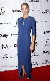 lexus uk clothing hilary rhoda u0027s dress was littered with pale sequins kaia gerber