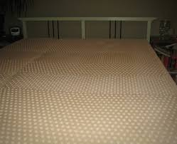 Correct Way To Make A Bed by Hacking A Pillow Top Bed 4 Steps