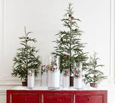 Pottery Barn Christmas Decor Ideas by Pottery Barn Christmas Decorating Ideas Beautifully Seaside