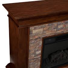 southern enterprises canyon heights electric fireplace walmart com