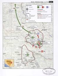 Bosnia Map Srebrenica Conference Documents Detail Path To Genocide From 1993