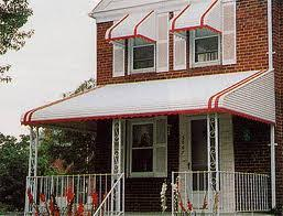Awnings Cincinnati How To Maintain Your Home U0027s Aluminum Awnings Awnings Pinterest