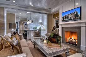 Traditional Living Room Ideas With Fireplace And Tv Nakicphotography - Traditional family room design ideas