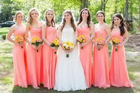 coral bridesmaid dresses 100 coral bridesmaid dress 100 images matt hyatt regency hill