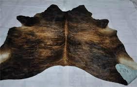 Calf Skin Rug New Calfskin Rug Cowhide Cow Hide Skin Leather Calf Exotic In