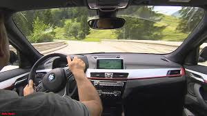 2016 bmw x1 xdrive28i review 2016 bmw x1 xdrive exterior interior and drive youtube