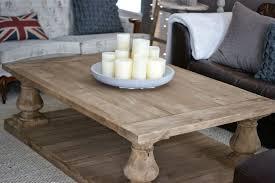 Cool Coffee Table Designs Balustrade Coffee Table Ideas Dans Design Magz Balustrade