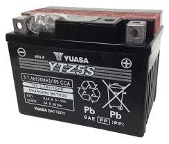 yuasa ytz5s bs agm battery revzilla