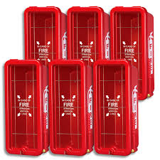 surface mount fire extinguisher cabinets 5 lb firetech fire extinguisher cabinet surface mount pkg 6