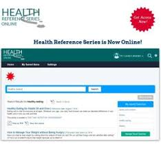 Seeking Series Review Omnigraphics Health Series Reference Ereviews