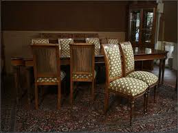 Covered Dining Room Chairs Strikingly Idea Upholstery Fabric For Dining Room Chairs All