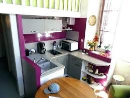 cuisine ouverte petit espace meubles pour cuisine alaqssa info
