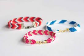 27 diy friendship bracelets you u0027ll actually want to wear