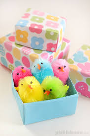 easter gifts print and fold easter gift boxes picklebums