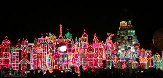 world christmas muffinchanel disneyland christmas it s a small world lights