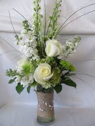 send flowers today burlap and pearls white flower bouquet send flowers