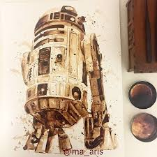 learn the basic coffee painting techniques for beginners ideas
