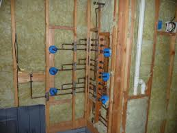 rough plumbing northcore construction random photo gallery
