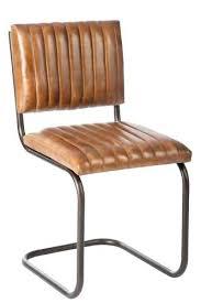 cognac bureau fauteuil de bureau cuir vintage chaise vintage loft cuir cognac