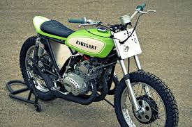 are motocross bikes street legal the mach chicken a smokin u0027 kawasaki s1 tracker street tracker