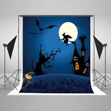 halloween background portrait popular background photography castle buy cheap background