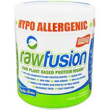 san rawfusion san nutrition fusion plant based protein vanilla bean 15 9 oz