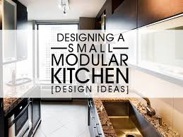 Modular Kitchen Design For Small Kitchen Designing A Small Modular Kitchen Design Ideas Luxus India