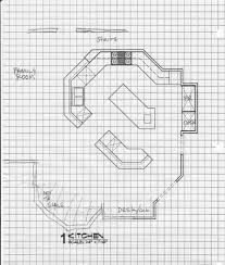 Octagon Shaped House Plans Please Help With A Plan For Octagonal Kitchen