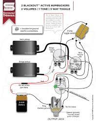 seymour duncan blackout wiring ewiring