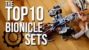 the top 10 best bionicle sets