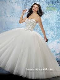 marys bridal marys bridal informal 2b800 shimmering tulle ballgown novelty