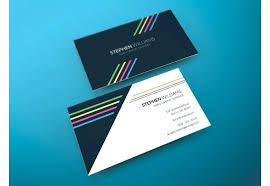 outstanding free business cards design online custom download a