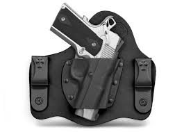 Most Comfortable Concealed Holster Crossbreed Holsters Supertuck Deluxe Concealed Carry Iwb Holster