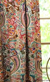 Colorful Patterned Curtains Patterned Curtains Bosli Club
