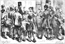 the arrest of young in dickens u0027s