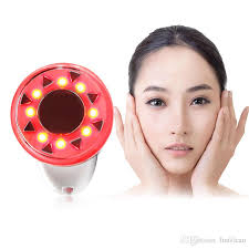 red light therapy cellulite rf cavitation ultrasonic slimming massager fat burner anti cellulite