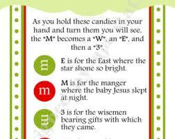 m and m christmas poem 3 5x5 card u print