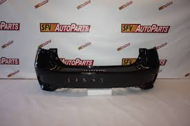 lexus of valencia parts lexus ct200 rear bumper 2014 2015 52159 76070