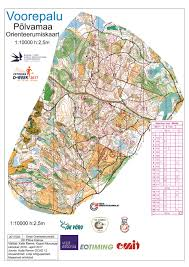 Map Request Swiss Woc Test Middle 2017 November 17th 2017 Orienteering Map