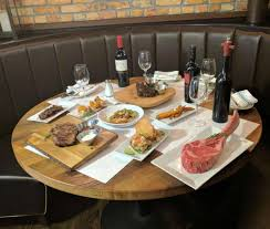 new steakhouse with small twist hits rvc long island pulse magazine