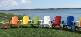 Adirondack Chair Colors Adirondack Chairs And Outdoor Furniture That Resist Rot And Other