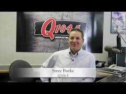 charleston coliseum memories with burke from q104 5
