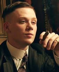 thomas shelby hair how to get the peaky blinders haircut gq